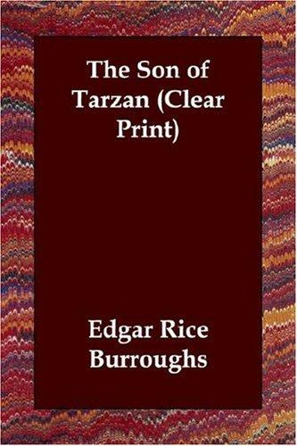 Download The Son of Tarzan (Clear Print)