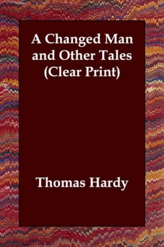 Download A Changed Man and Other Tales (Clear Print)