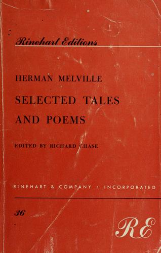 Selected tales and poems