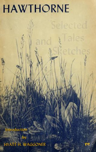 Selected tales and sketches.
