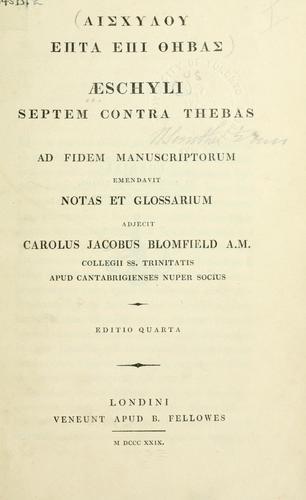 Septem contra Thebas
