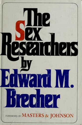 Download The sex researchers