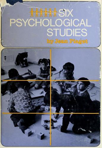 Download Six psychological studies.