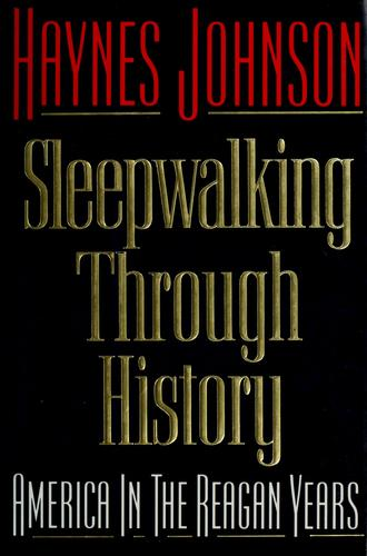 Sleepwalking through history