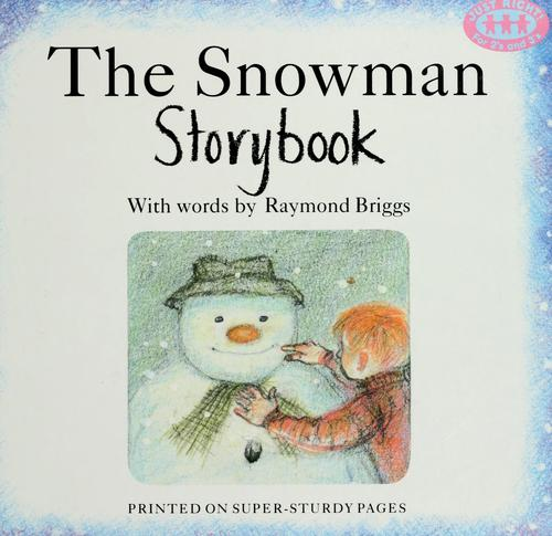 Download The snowman storybook
