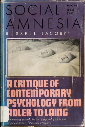 Download Social amnesia