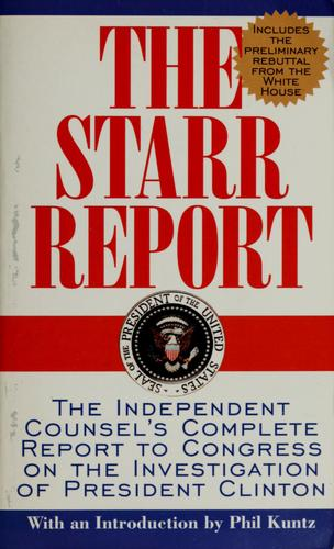 Download The Starr report