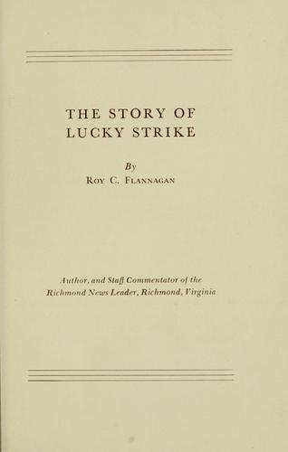 Download The story of Lucky strike
