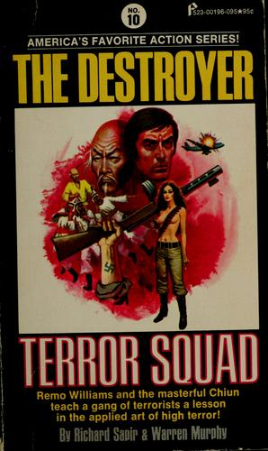 Terror squad by Warren Murphy