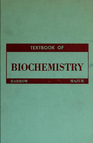 Download Textbook of biochemistry