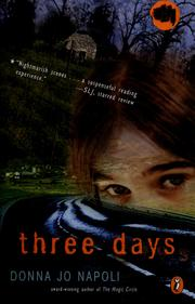Three Days Cover