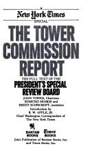 The Tower Commission report