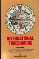 Download International timesharing