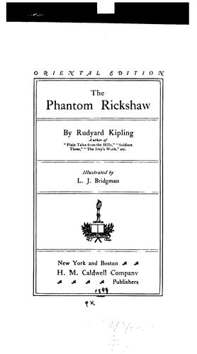 The Phantom Rickshaw