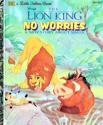 Disney's The lion king.