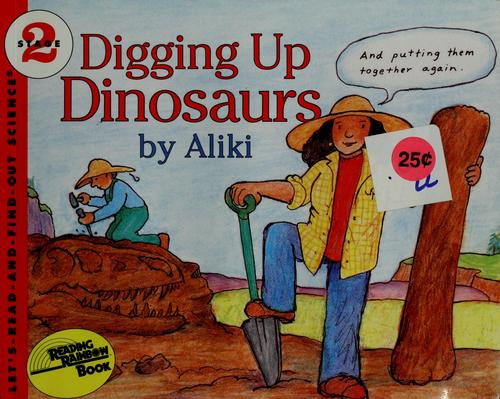 Download Digging up dinosaurs