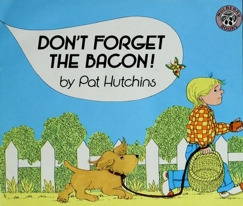 Download Don't forget the bacon!
