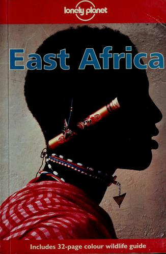 East Africa by Finlay, Hugh.