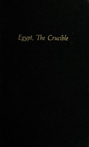 Download Egypt, the crucible