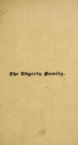 The Edgerly family.
