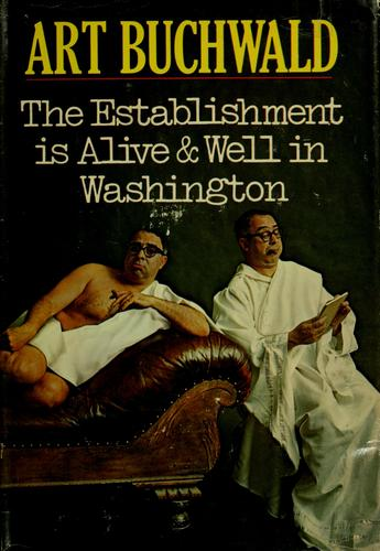 Download The Establishment is alive and well in Washington.