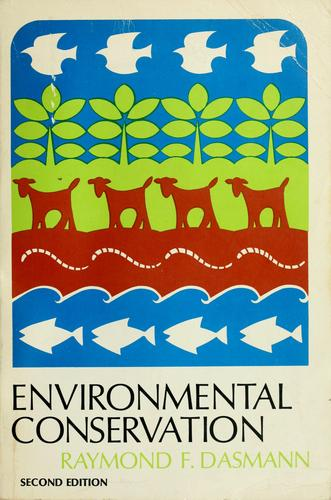 Download Environmental conservation