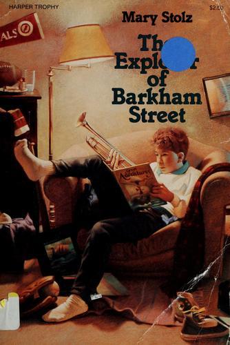 Explorer of Barkham Str PB