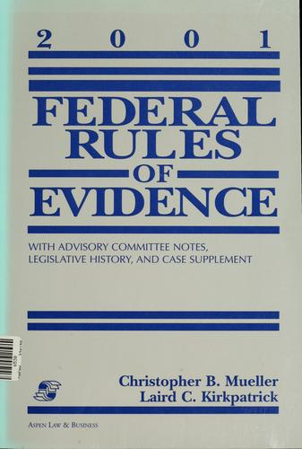 Download Federal Rules of Evidence