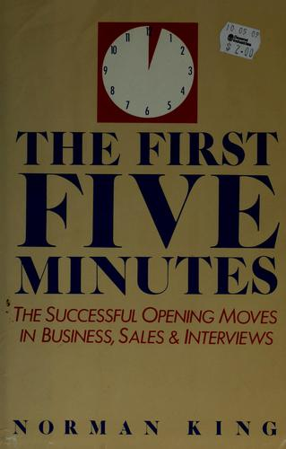 Download The first five minutes