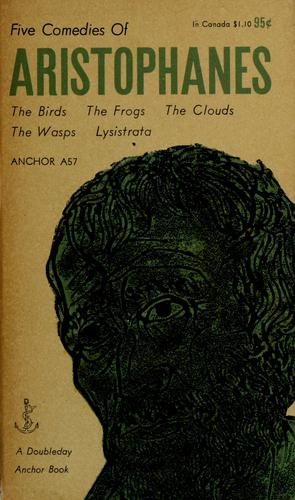 Five comedies of Aristophanes