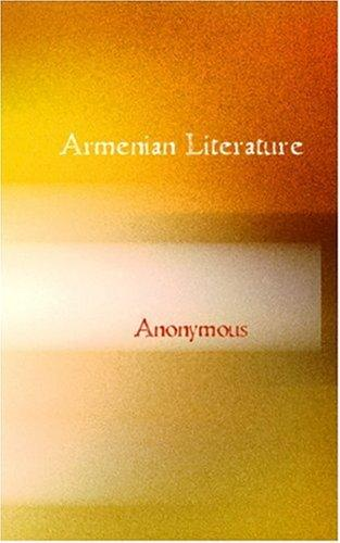 Download Armenian Literature