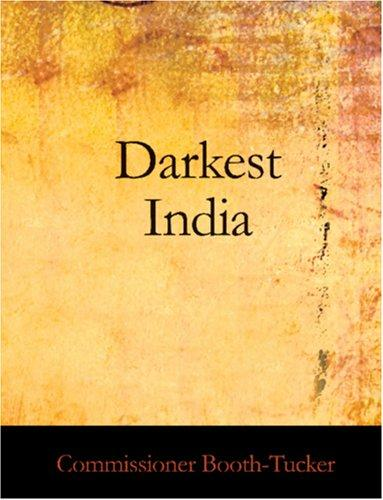 Darkest India (Large Print Edition)
