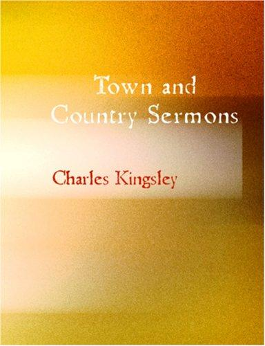 Town and Country Sermons (Large Print Edition)