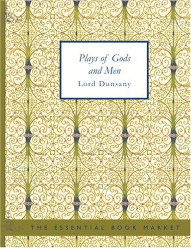 Download Plays of Gods and Men (Large Print Edition)