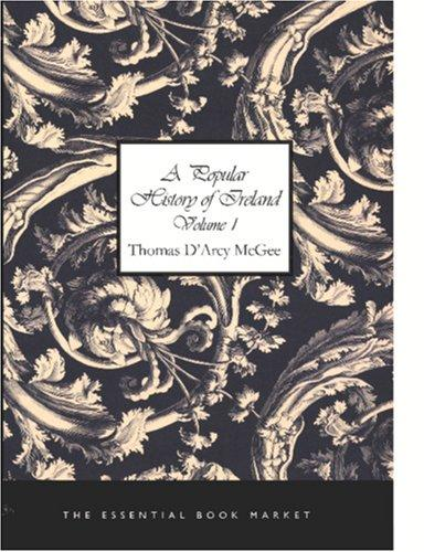 A Popular History of Ireland (Large Print Edition)