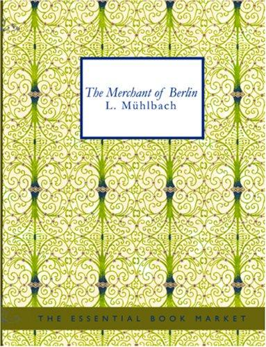 The Merchant of Berlin (Large Print Edition)