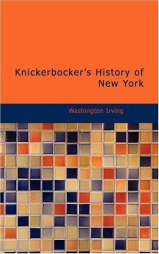 Download Knickerbocker\'s History of New York