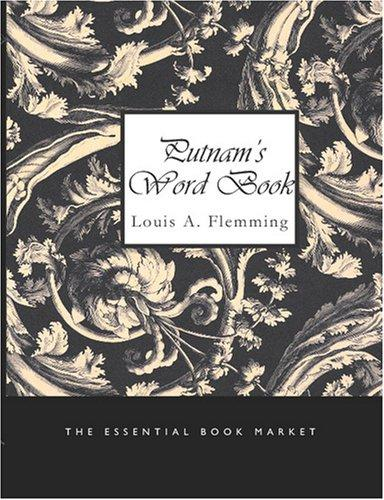 Download Putnam\'s Word Book (Large Print Edition)