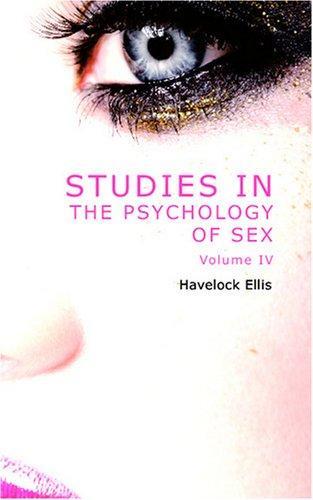 Download Studies in the Psychology of Sex, Volume 4