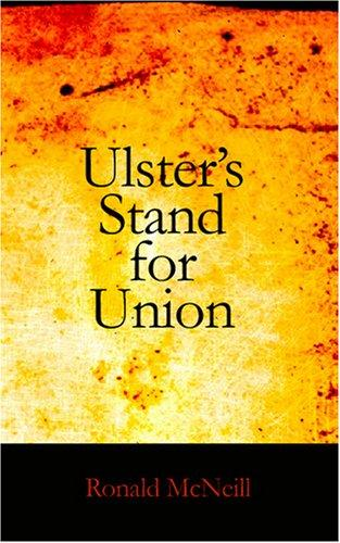 Download Ulster\'s Stand For Union