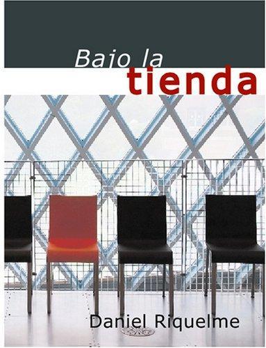 Download Bajo la Tienda (Large Print Edition)