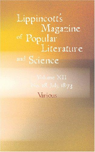 Download Lippincott\'s Magazine of Popular Literature and Science