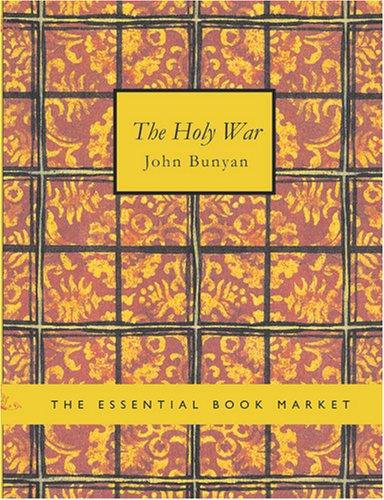 Download The Holy war (Large Print Edition)