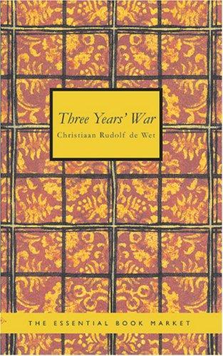 Three Years War