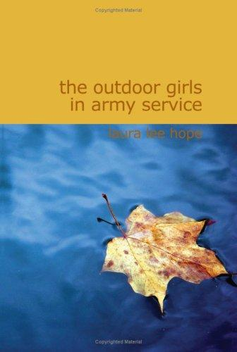 The Outdoor Girls in Army Service