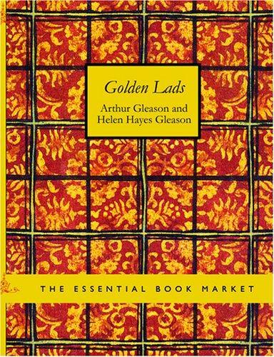 Golden Lads (Large Print Edition)