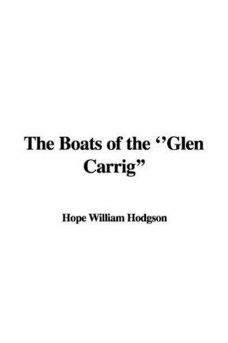 "Download The Boats of the ""Glen Carrig"""