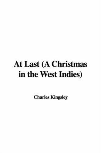 At Last a Christmas in the West Indies