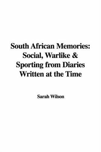 Download South African Memories