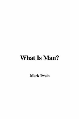 Download What Is Man?